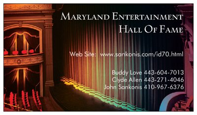 MD Hall of Fame